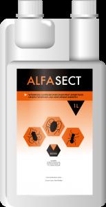 Produktbild 1 Liter Dosierflasche ALFASECT