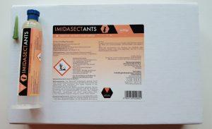 Produktbild Imidaset-Ants-Ameisen-Gel 35 gr Kartuschen, Karton mit 6 Stück