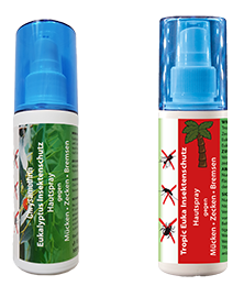 Produktbild 100 ml Flasche Repellent