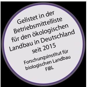 Bild Grisamethrin Pyrethrum gelistet für den ökologischen Landbau