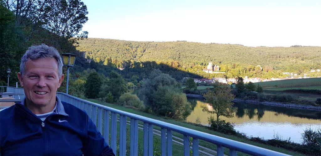 Heiko Rether Hintergrund Neckar